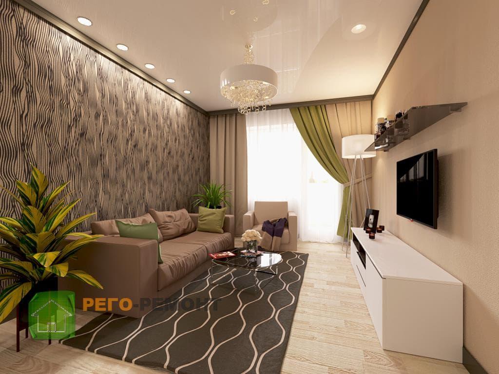 Технология ремонта квартир, загородных домов и офисов